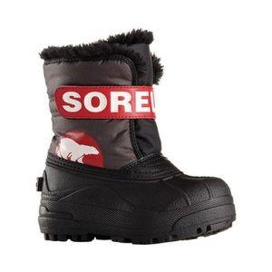 SOREL Baby Boy Snow Commander Winter Boot 4